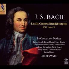 Brandenburg Concertos (Live) mp3 Live by Johann Sebastian Bach
