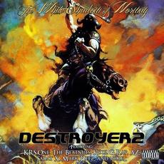 Destroyer 2 mp3 Album by The White Shadow Of Norway