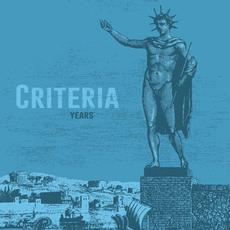 Years mp3 Album by Criteria