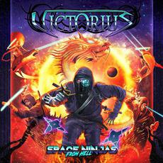 Space Ninjas from Hell mp3 Album by Victorius