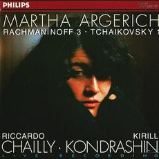 Martha Argerich: Rachmaninoff 3 • Tchaikovsky 1 (Live Recording) mp3 Compilation by Various Artists
