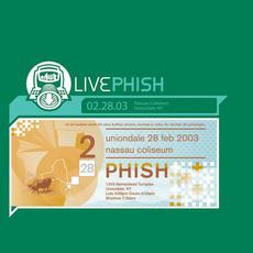 2003-02-28: Uniondale, NY, USA (Live) mp3 Live by Phish