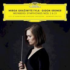 Symphonies nos. 2 & 21 mp3 Album by Mieczysław Weinberg