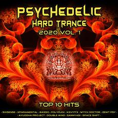 Psychedelic Hard Trance 2020, Vol. 1 mp3 Compilation by Various Artists