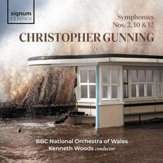 Symphonies nos. 2, 10 & 12 mp3 Album by Christopher Gunning