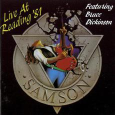 Live at Reading '81 mp3 Live by Samson
