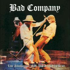 Live in Albuquerque 1976 mp3 Live by Bad Company