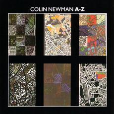 A-Z (Re-Issue) mp3 Album by Colin Newman