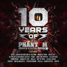 10 Years of Phantom Dub Digital mp3 Compilation by Various Artists