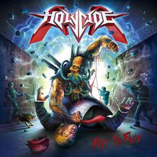 Fist to Face mp3 Album by Holycide