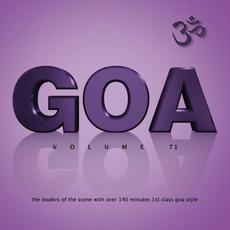 GOA, Volume 71 mp3 Compilation by Various Artists