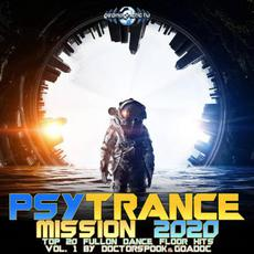 Psy Trance Mission 2020: Top 20 Fullon Dance Floor Hits, Vol. 1 mp3 Compilation by Various Artists
