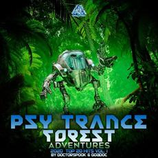 Psy Trance Forest Adventures 2020, Vol.1 mp3 Compilation by Various Artists