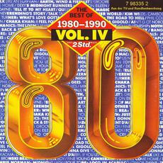 The Best of 1980-1990, Volume 4 mp3 Compilation by Various Artists