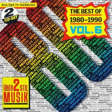 The Best of 1980-1990, Volume 6 mp3 Compilation by Various Artists
