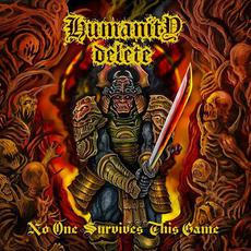 No One Survives This Game mp3 Album by Humanity Delete