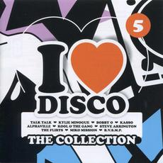 I Love Disco: The Collection 5 mp3 Compilation by Various Artists