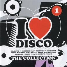 I Love Disco: The Collection 1 mp3 Compilation by Various Artists