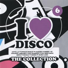 I Love Disco: The Collection 6 mp3 Compilation by Various Artists