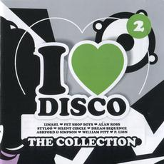I Love Disco: The Collection 2 mp3 Compilation by Various Artists