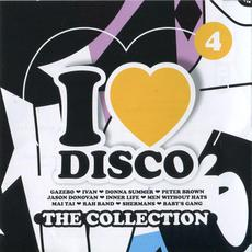 I Love Disco: The Collection 4 mp3 Compilation by Various Artists