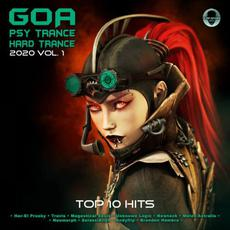 Goa Psy Trance Hard Trance 2020, Vol. 1 mp3 Compilation by Various Artists