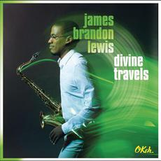Divine Travels mp3 Album by James Brandon Lewis