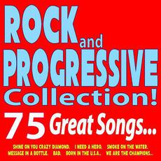 Rock and Progressive Collection! 75 Great Songs... mp3 Compilation by Various Artists