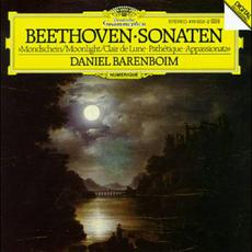 Piano Sonatas (Pathétique / Mondschein / Appasionata) mp3 Album by Ludwig Van Beethoven