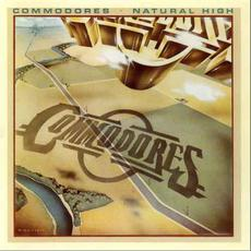 Natural High (Re-Issue) mp3 Album by Commodores