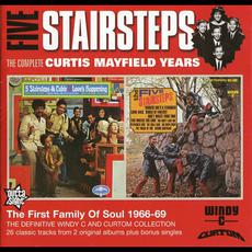 The Complete Curtis Mayfield Years mp3 Artist Compilation by The Five Stairsteps