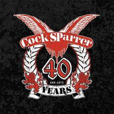 40 Years mp3 Artist Compilation by Cock Sparrer