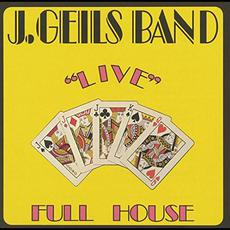 """Live"" Full House (Re-Issue) mp3 Live by The J. Geils Band"