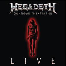 Countdown to Extinction: Live mp3 Live by Megadeth