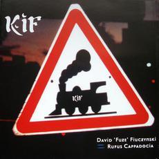 Kif mp3 Album by David Fiuczynski & Rufus Cappadocia