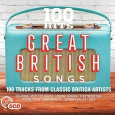 100 Hits: Great British Songs mp3 Compilation by Various Artists