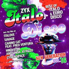 ZYX Italo Disco: New Generation, Vol. 16 mp3 Compilation by Various Artists
