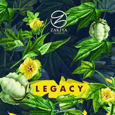 Legacy mp3 Album by Zakiya Hooker