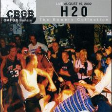 CBGB OMFUG Masters: Live August 19, 2002 The Bowery Collection mp3 Live by H2O