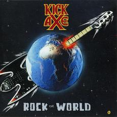 Rock the World (Re-Issue) mp3 Album by Kick Axe