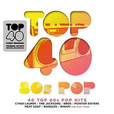 Top 40: 80s Pop mp3 Compilation by Various Artists