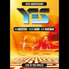 50th Anniversary: Live at the Apollo mp3 Live by Yes