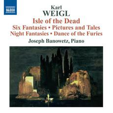 Weigl: Isle of the Dead mp3 Album by Joseph Banowetz