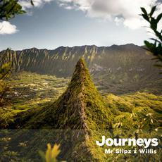 Journeys mp3 Album by Mr Slipz x Willis.