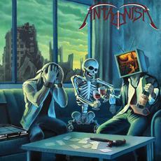 World on Disease mp3 Album by Antagonism