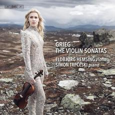 The Violin Sonatas mp3 Album by Eldbjørg Hemsing, Simon Trpčeski