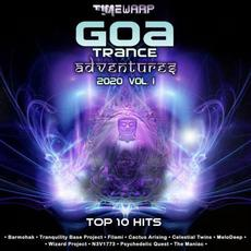 Goa Trance Adventures 2020: Top 10 Hits, Vol.1 mp3 Compilation by Various Artists