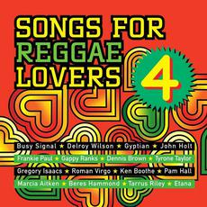 Songs for Reggae Lovers 4 mp3 Compilation by Various Artists