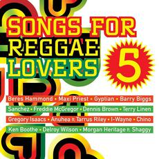 Songs for Reggae Lovers 5 mp3 Compilation by Various Artists