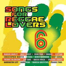 Songs for Reggae Lovers 6 mp3 Compilation by Various Artists